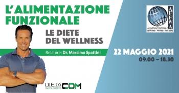 L'ALIMENTAZIONE FUNZIONALE. Le diete del wellness